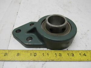 Dodge 124515 1 7 16 Hanging 3 Bolt Flange Bearing