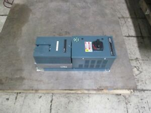 Rockwell Automation Vtac9 Ac Drive W Disconnect 9vt401 014htan 10hp 3ph Used