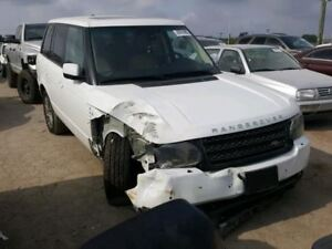 07 12 Range Rover Driver Front Seat Heated 1 52113e 006