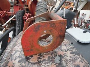Gehl 2500 Skid Steer Loader Hydraulic Pump Engine Mount Bracket