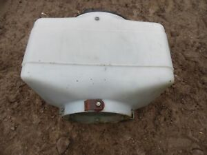 White 5100 Corn Soybean Planter Row Unit Seed Box 2