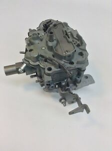 Rochester 2mc Dualjet Carburetor 17058160 1977 Buick Pontiac 301 Engine