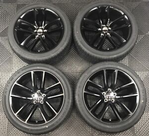 Dodge Charger 20 Mopar Satin Blk Scat Pack Factory Wheels Rims Tires 2011 2018