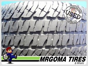 1 Michelin Ltx A T2 275 65 18 Used Tire 7 3 32 No Patch Ford Dodge 114t 2756518