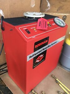 Robinair 17150a Refrigerant Recycling System R 12 R 22 500 502 New In Box Nos