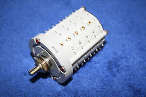 Rotary Selector Switch Janco