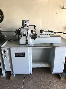 Hardinge Style Turret Lathe Lots Of Tooling