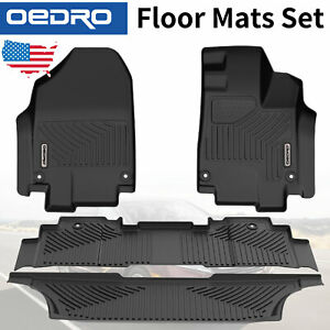 Oedro Tri fold Truck Bed Tonneau Cover For 2015 2018 Ford F 150 5 5 Bed