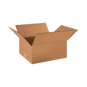 18x16x8 Shipping Boxes 25 Or 50 Pack Packing Mailing Moving Storage