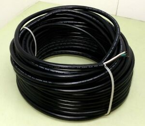 600v Water Resistant Cable 16awg 100ft