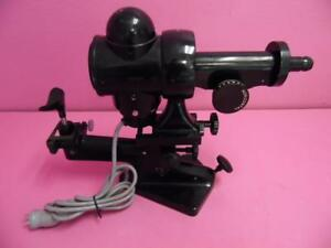 Bausch And Lomb Optometry 71 21 35 Keratometer Ophthalmology