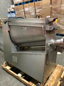 Hobart Mixer Grinder Mg2032 Commercial Meat Chopper Very Nice Working