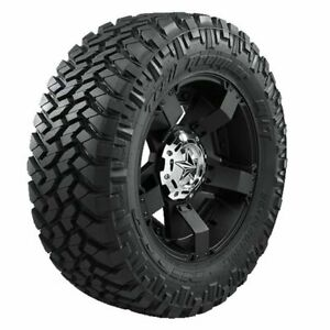 Nitto 35x12 50r18lt Trail Grappler Off Road Truck suv Tire M t A s 123q 10ply