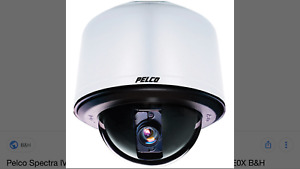 New Pelco Sd4e27 pg 1 Spectra Iv Ip Nema4 Weather Rated 27x D n Ptz System 3955