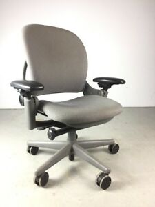 Steel Case Office Chair Fully Loaded