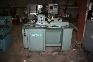 Feeler Precision Engine Lathe