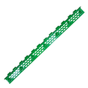 H150836 Filler Plate Perforated Compatible With Fits John Deere 9600 9610 9650