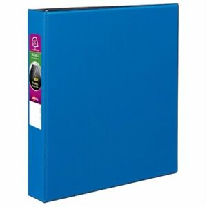 New Avery 1 1 2 Navy Blue Durable Slant Ring Binders 12pk 27351