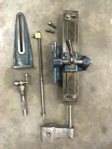 South Bend 10l Heavy 10 Metal Lathe Taper Attachment