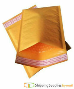 Kraft Bubble Padded Mailer Shipping Bags 14 25 X 20 7 1000 Pieces