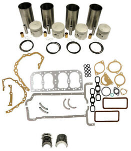 Engine Overhaul Kit 120 Engine Gas For Ford 2n 8n 9n Tractors