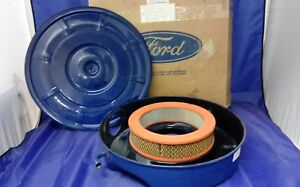 1965 1967 Ford Mustang 4 Barrel Air Cleaner Assembly N O S C5zz 9600d