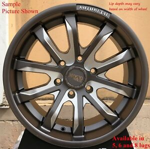 4 New 20 Wheels Rims For Ford 1999 2019 F 250 F350 Super Duty 2wd 4wd 22182