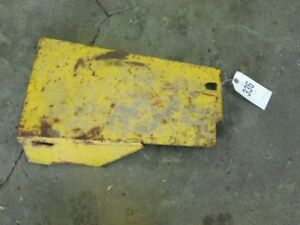John Deere 3010 3020 Tractor Rear Engine Side Panel Right Side Tag 336