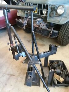 No mar Manual Motorcycle Tire Changer Wheel Balancer With All Extra Equipment