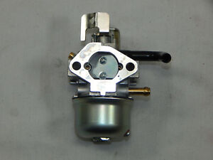 Multiquip mikasa Float Carburetor Assembly Mt74f W Eh12 2d Engine 2526253120