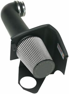Afe Stage 2 Cold Air Intake W dry Filter For 2005 2010 Dodge Hemi Cars 51 10712