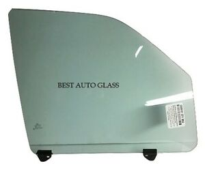 97 02ford Expedition lincoln Navig Driver Side Front Left Door Window Glass