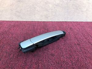 Infiniti G35 Coupe 2003 2007 Oem Right Passenger Door Handle gray W Key 111k