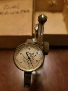 Brown Sharpe Dial Test Indicator Machinist Mill Lathe Last Word