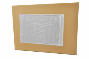 7 X 10 Clear Packing List Plain Face Envelopes Packing Supplies 7000 Pieces