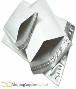 Poly Bubble Padded Mailer Shipping Bags 6 5 X 10 0 750 Pieces