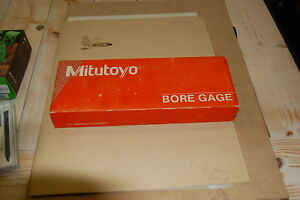 Mitutoyo 511 166 Machinist Dial Bore Gage Set