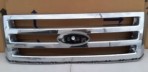 2007 2008 2009 2010 2011 2012 2013 2014 Ford Expedition Grille Oem