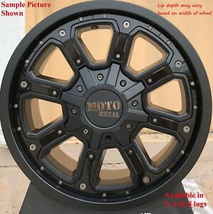4 New 20 Wheels Rims For Ford 1999 2019 F 250 F350 Super Duty 2wd 4wd 22054