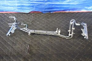 2009 Subaru Impreza Wrx Sti Wagon Oem Factory Engine Fuel Rail 2413