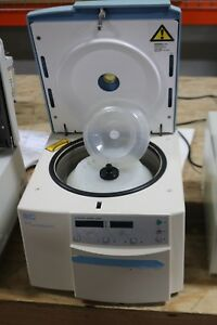 Iec Micromax Centrifuge Working