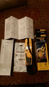 Fluke T5 1000 Continuity And Current Tester New Open Box All Paperwork Extras