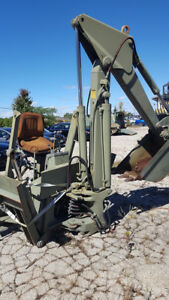 Backhoe Attachment Acs 1000 Series Quick Disconnect Case W20 W24 W36 Others
