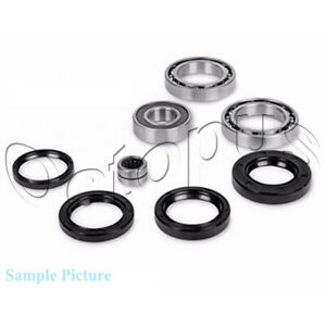 Fits Yamaha YFM600FWA GRIZZLY ATV Bearings & Seals Kit Rear Differential 1998-01