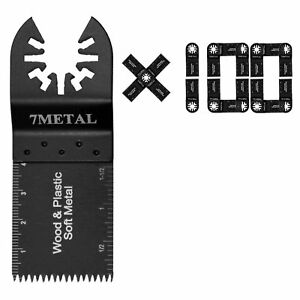 100 Oscillating Multi Tool Japan Tooth Blade For Dremel Dewalt Black Decker