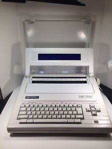 fully Tested Works Smith Corona Pwp 2000 Personal Word Processor Processing