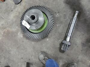John Deere 4520 Tractor Rear Differential Gear Pinion Shaft Tag 302
