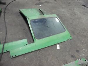 John Deere 4520 Tractor Right Hand Side Glass Frame dk Part 206