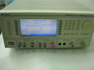 Ifr 2026q Cdma Interferer multi Source Generator Option Fitted 03 10 Khz To 2 6