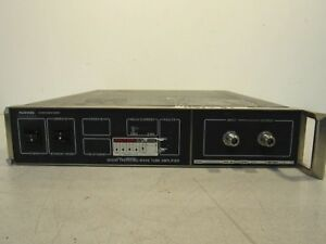 Hughes Traveling Wave Tube Amplifier 8020h03f000 Nsn 6625013266033